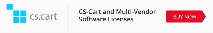 CS-Cart Multivendor License