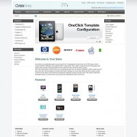 Crista Free OpenCart Template