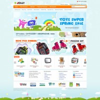 Toys Zen Cart template
