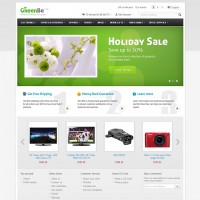 Software Store CS-Cart Theme